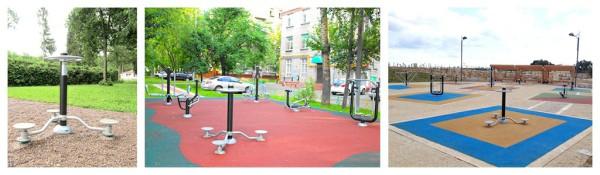 Blog Resorti.de - Internationaler Tag des Sports für Entwicklung und Frieden - Outdoor Fitness Geräte - Hüfttrainer
