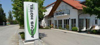 Interview mit Katja Faltermeier vom ARCUS Hotel
