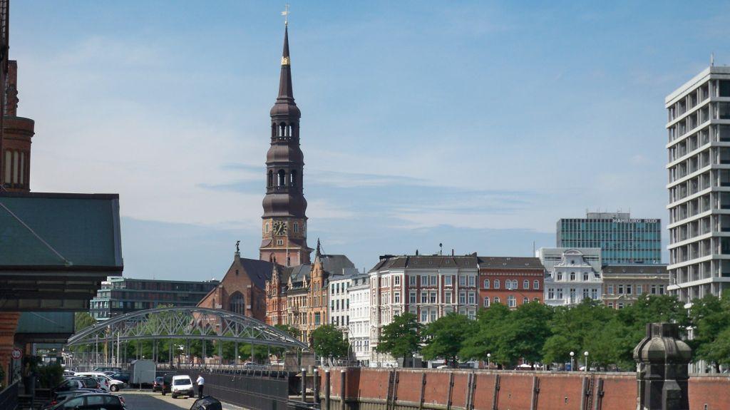 Hamburger Michel - Mülltrennung in Hamburg