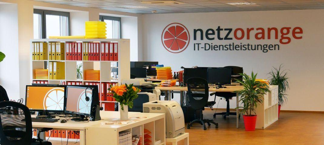 Büro von netzorange IT Dienstleistungen in Köln (c) 2015 Ralf Teelen