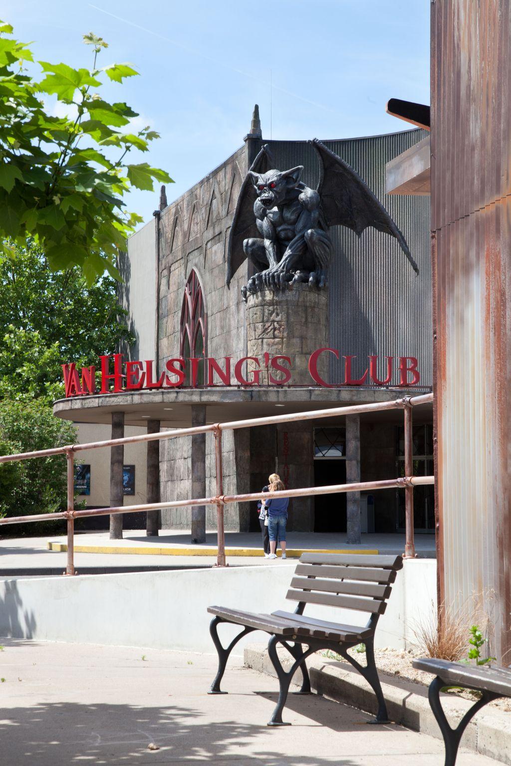 Van Helsing Club Eingang