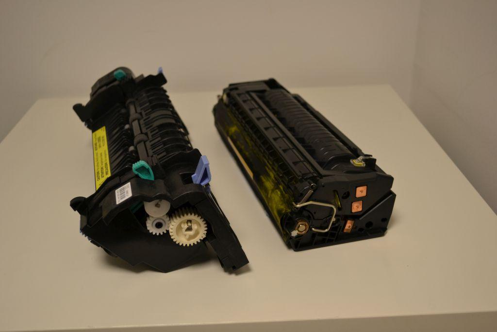 Nachfüllbare Druckerpatronen - Recycling im Unternehmen (c) Resorti