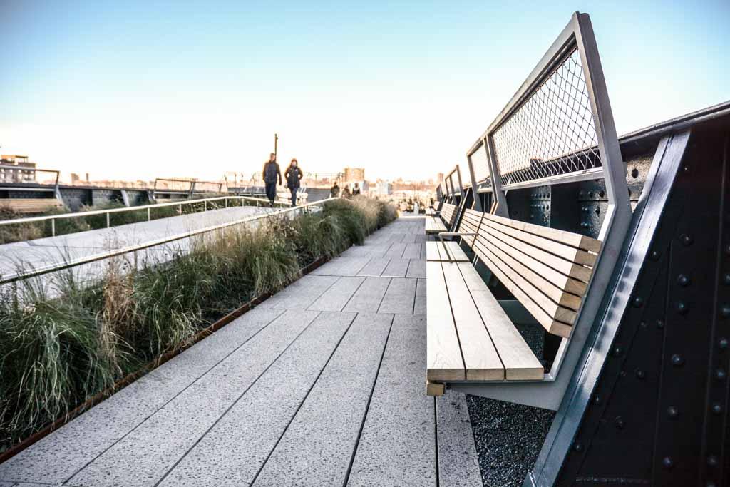 Die High Line in New York – Parks in den Großstädten der Welt #1 - 1