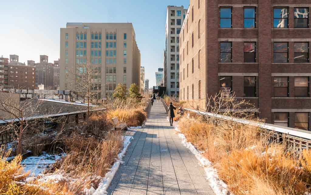 Die High Line in New York – Parks in den Großstädten der Welt #1 - 5