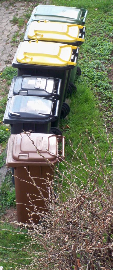 Bild von Mülltonnendeckel © resorti.de