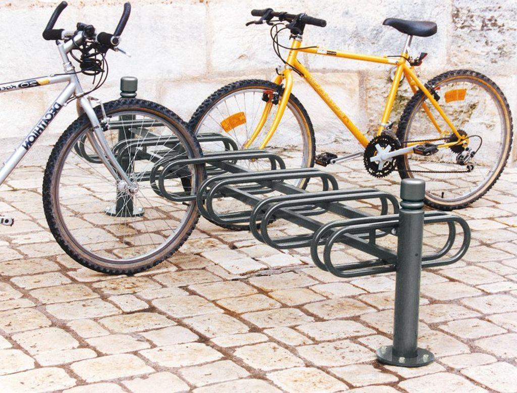 In unserem Shop finden Sie fahrradfreundliches Stadtmobiliar