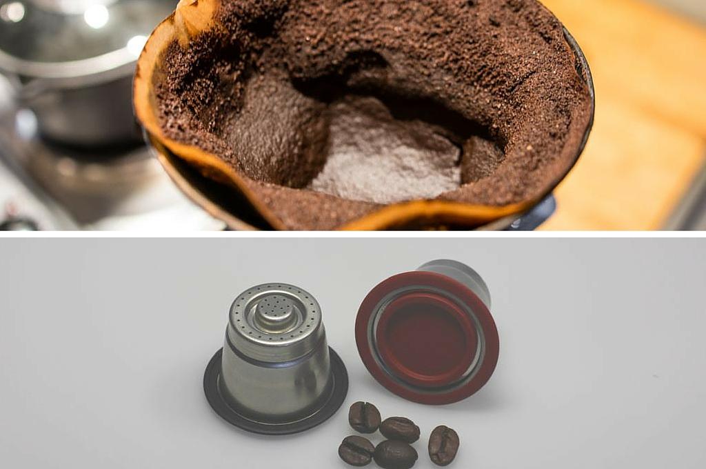 Filterkaffee und die wiederbefüllbaren Kapseln haben die beste Ökobilanz