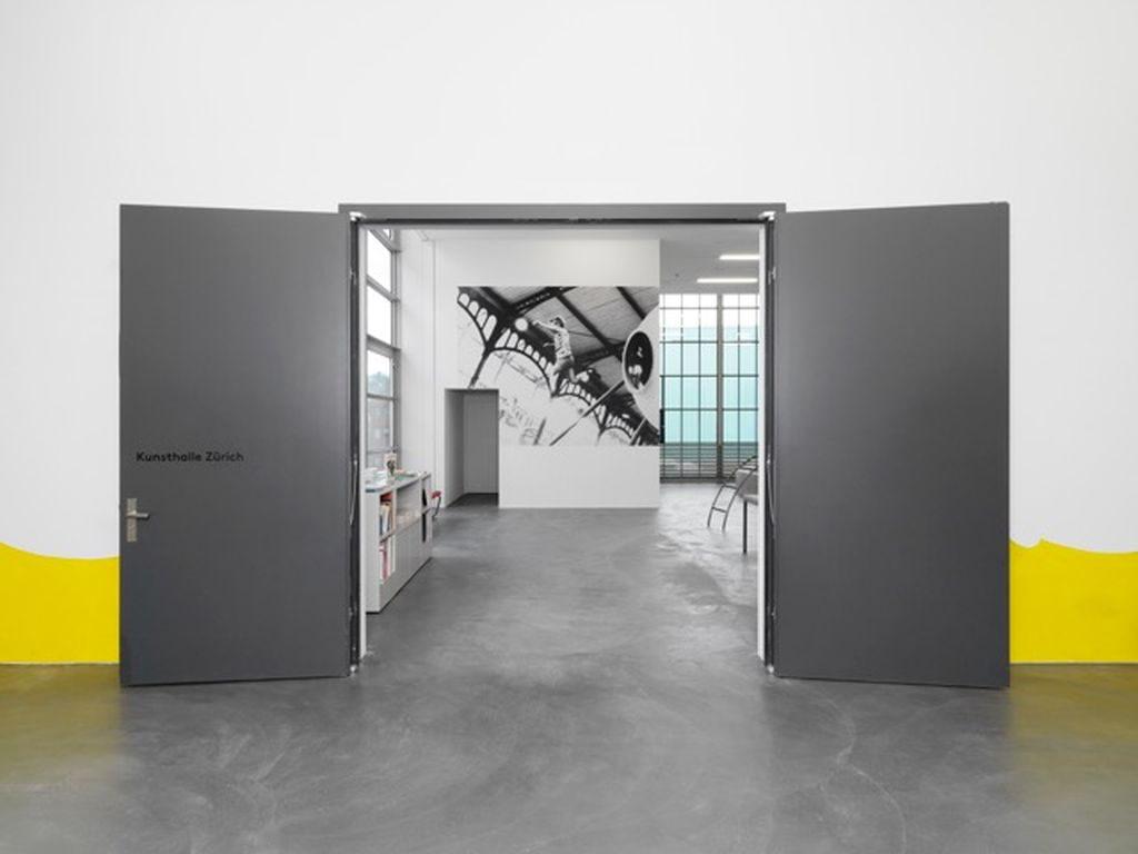 The Playground Project fand in der Kunsthalle Zürich statt