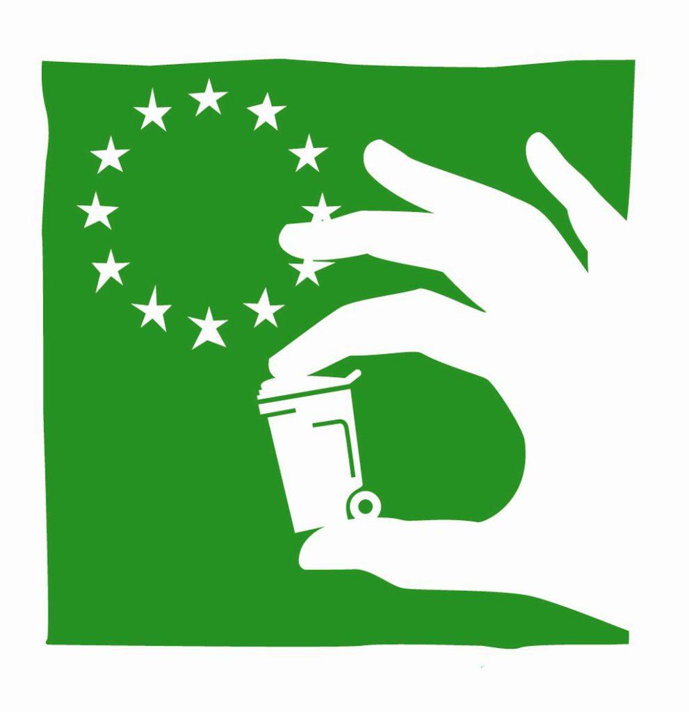 Das Logo der Europäischen Woche der Abfallvermeidung