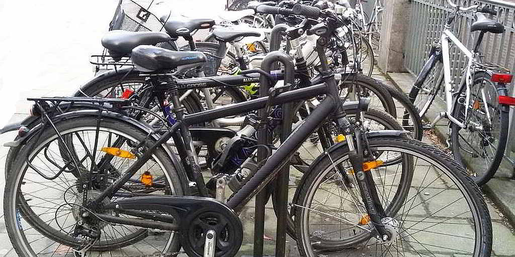 Bild Fahrradständer - Fahrradstädte weltweit RESORTI Blog