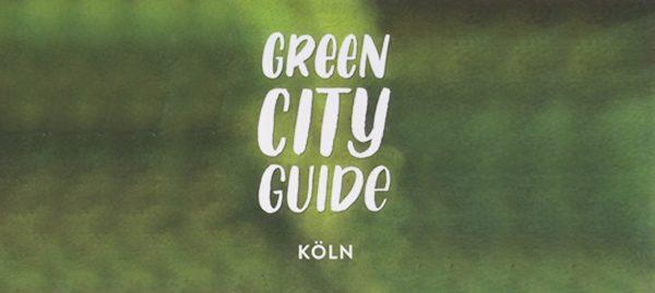 Buchvorstellung: Reflecta Green City Guide Köln