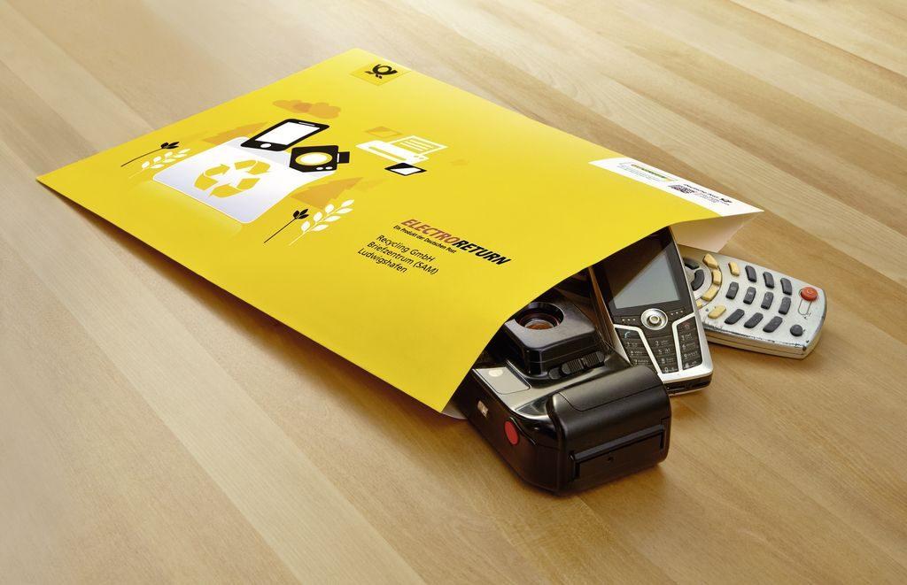 bild von Entsorgung alter Elektrogeräte per Post - RESORTI Blog