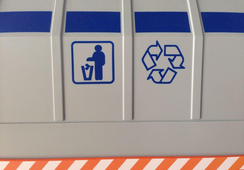 Bild von Recyclingsymbol - RESORTI Blog