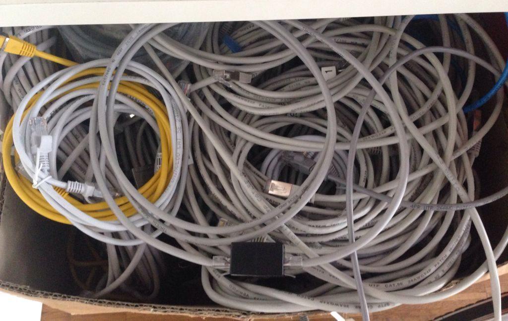 Bild von alten Kabeln - RESORTI Blog