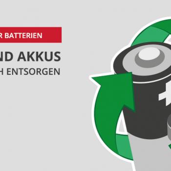 Batterien und Akkus entsorgen - RESORTI-Blog