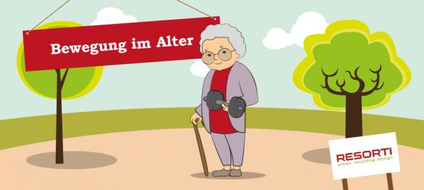 Sport und Bewegung im Alter - Interview mit einem Physiotherapeuten