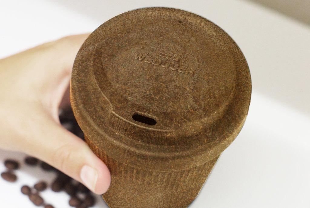 WEDUCER Take-Away-Becher von Kaffeeform - RESORTI Blog