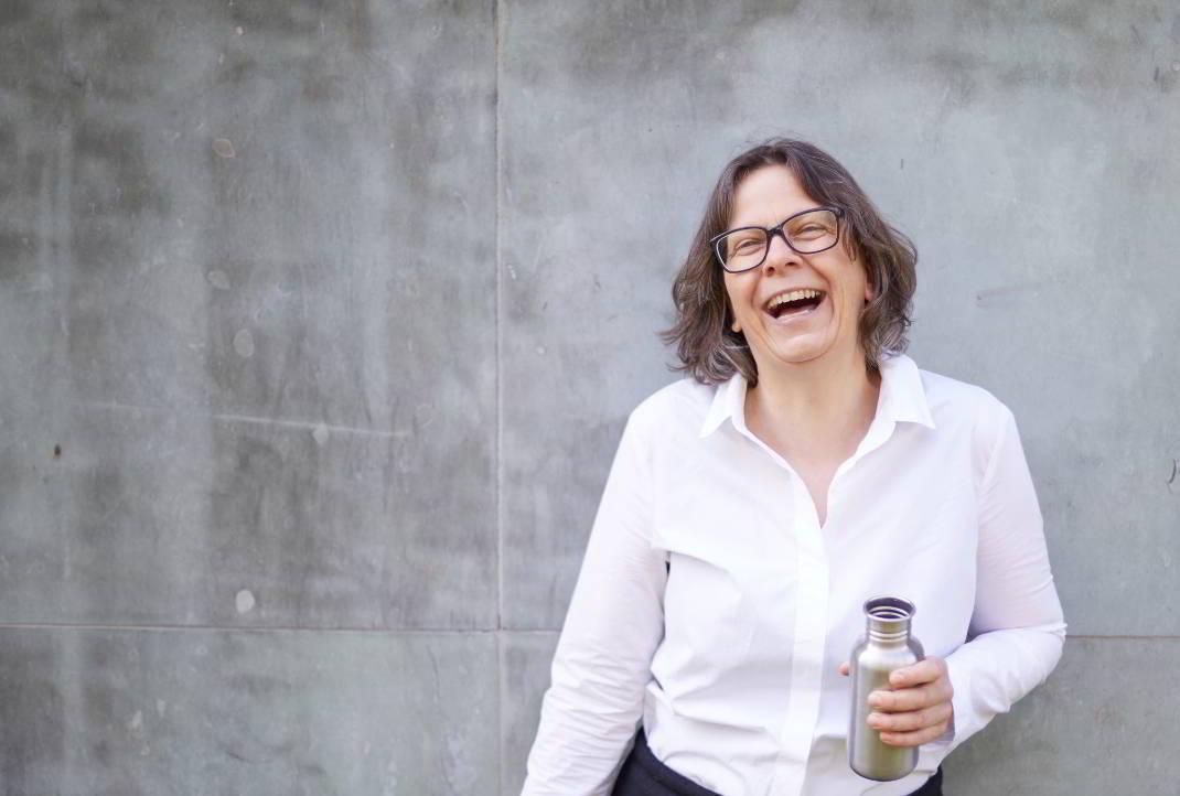 Stephanie Wiermann. Gründerin von Refill Deutschland