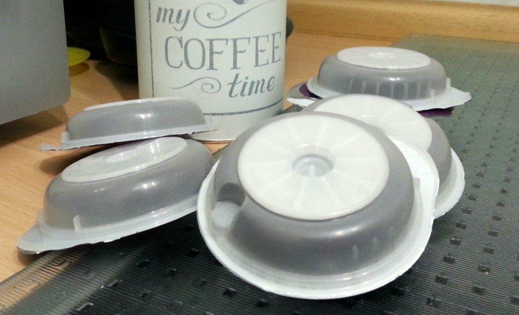Kaffeepads - RESORTI-Blog
