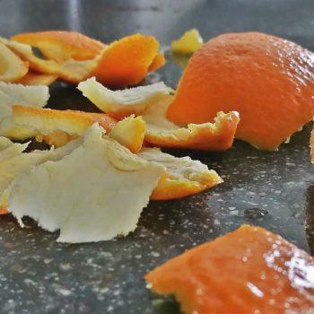 Orangenschalen - RESORTI-Blog