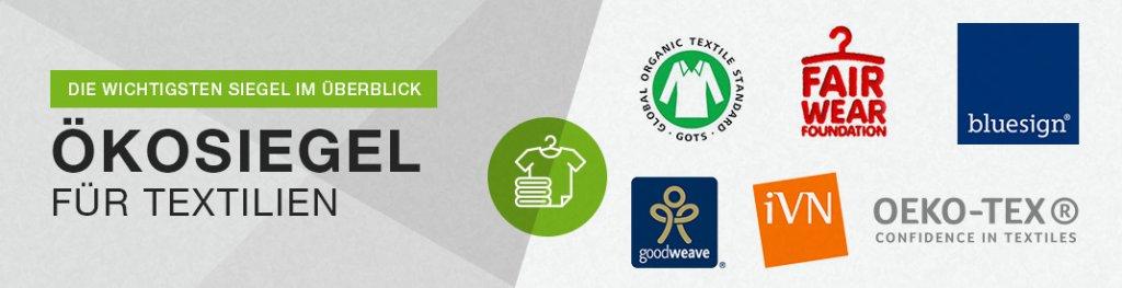Öko- und Umweltsiegel für Textilien - RESORTI-Blog