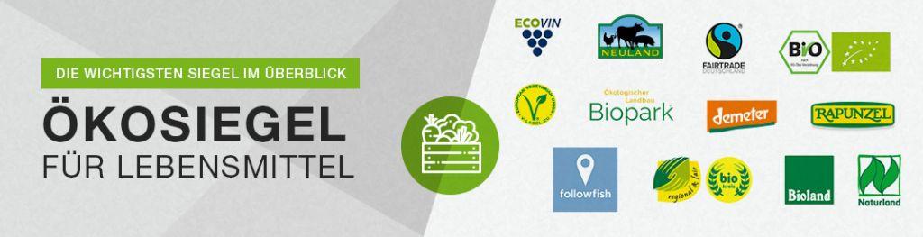 Ökosiegel für Lebensmittel - RESORTI-Blog