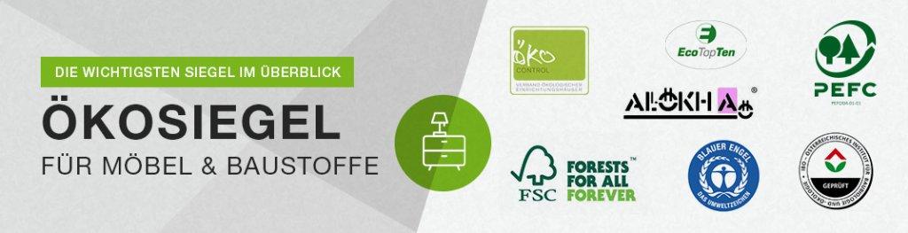 Ökosiegel für Möbel und Baustoffe - RESORTI-Blog