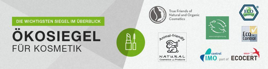 Ökosiegel für Kosmetikprodukte - RESORTI-Blog