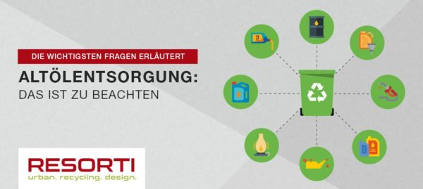 Altölentsorgung - RESORTI-Blog