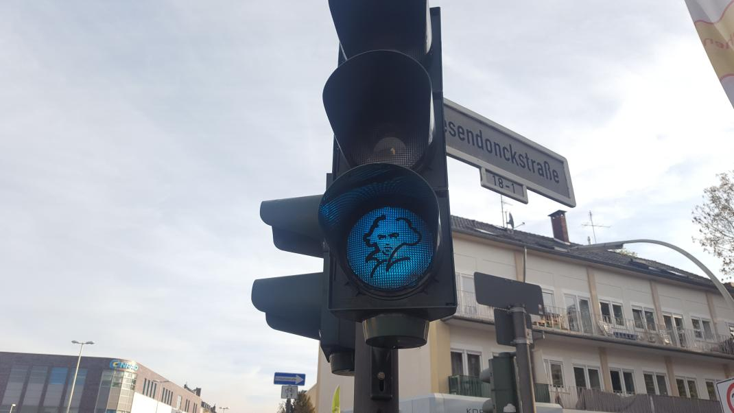 Ampelmännchen in Bonn - RESORTI-Blog