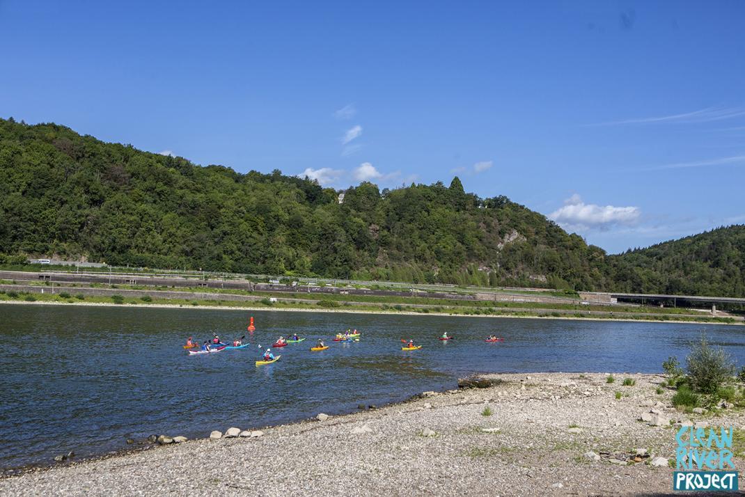 Paddeln für saubere Flüsse - RESORTI-Blog