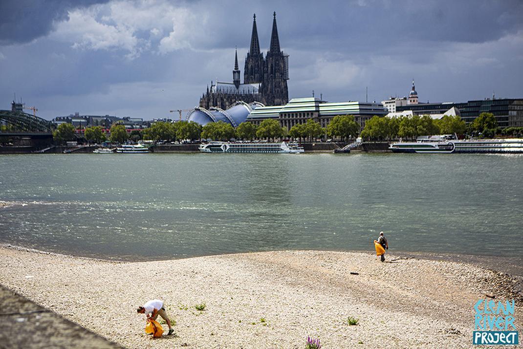 Clean River Project in Köln - RESORTI-Blog