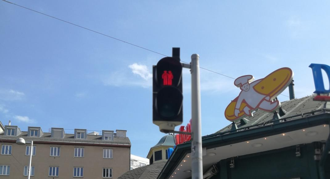 Ampelpärchen in Wien - RESORTI-Blog