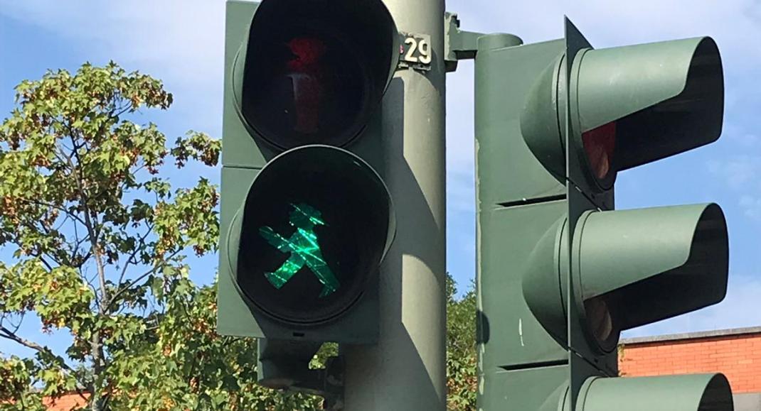 Ost-Ampelmännchen grün - RESORTI-Blog