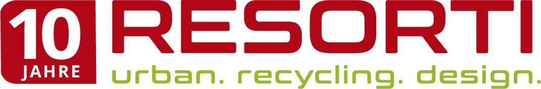 RESORTI Jubiläum Logo - RESORTI-Blog