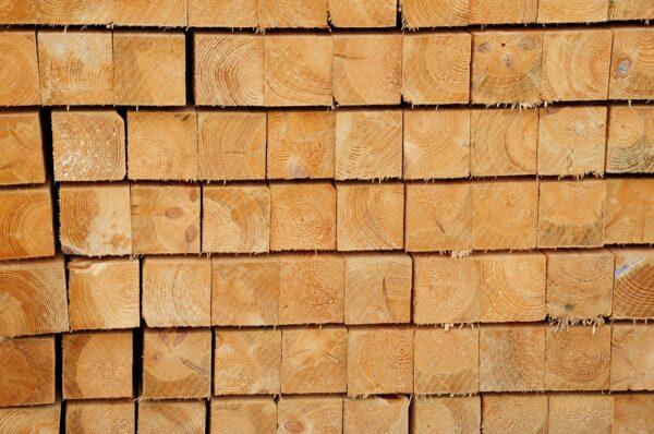 Heimisches Holz - Exportiert trotz Lokalbedarf