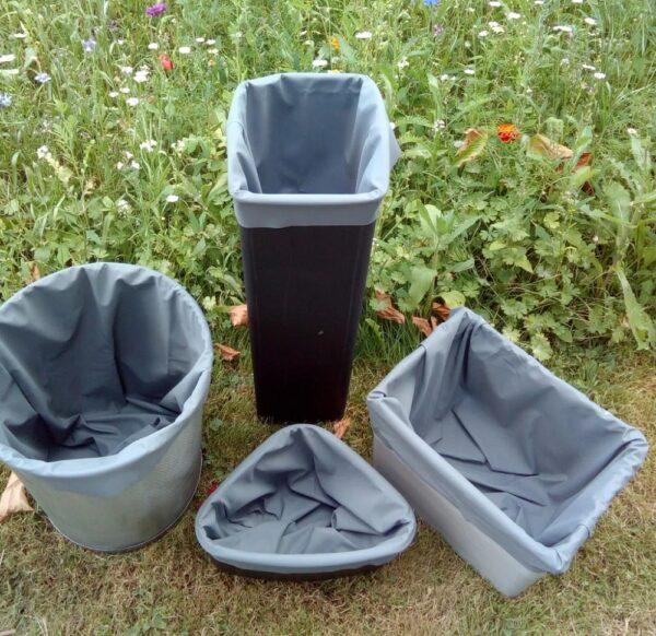 Wiederverwendbare Müllbeutel von RESORTI. Foto: Resorti.de