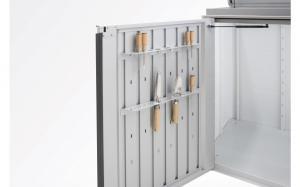 Vorschau: Biohort-HighBoard-Werkzeughalter