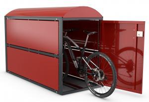 Vorschau: Fahrradgarage BikeBox 2