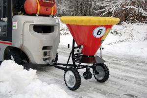 Vorschau: Abdeckplane für Streuwagen Typ STW