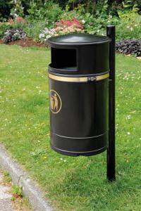 Vorschau: Abfallbehälter Montreal 40 & 90 Liter