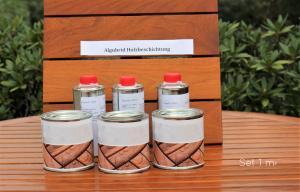 Vorschau: Lösungsmittelfreies Holzschutzmittel Außen
