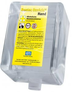 Vorschau: Handdesinfektionsmittel Destec Bavicid 6 x 1000 ml