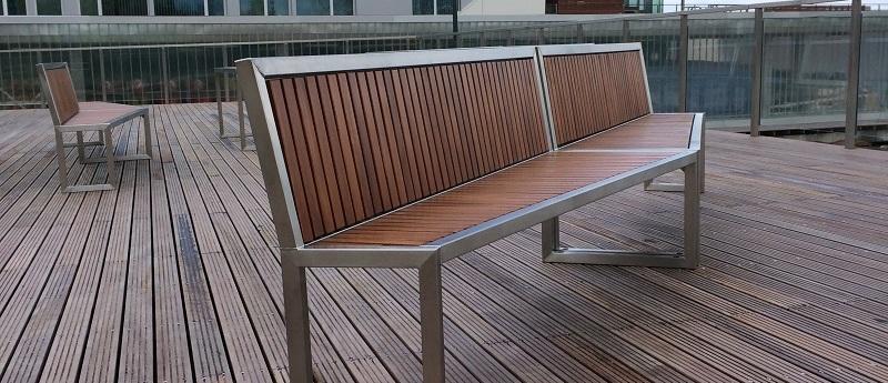 Parkbank-Holz