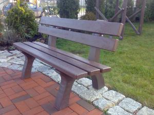 Vorschau: Recycling Parkbank Donar kurz