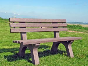 Vorschau: Recycling Parkbank Grid kurz