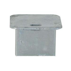 Vorschau: Abdeckkappe ohne Verschluss 70 x 70 mm_