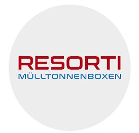RESORTI-Mulltonnenboxen