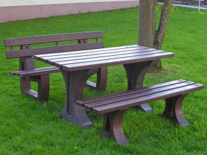Vorschau: Sitzgruppe Lodur 1,50 Meter