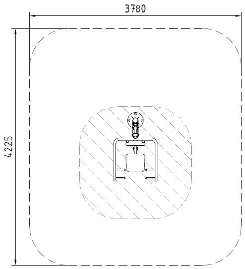 Sicherheitsbereich-Kraftstation-Inox